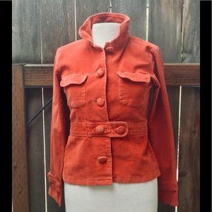 (R1) Tulle Corduroy Jacket - Fall will be h…